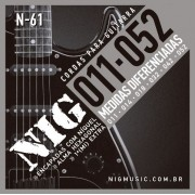 Encordoamento NIG Guitarra N-61 0.11