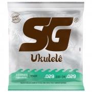 Encordoamento SG Ukulele Tenor