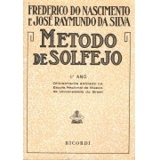 Método de Solfejo - Frederico do Nascimento e José Raymundo da Silva