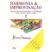 Método Harmonia e Improvisação Vol. 1  -  Almir Chediak