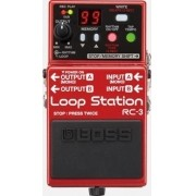 Pedal Boss Loop Station RC-3