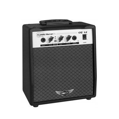 Amplificador Voxstorm para Guitarra CG15 Classic 15W Preto