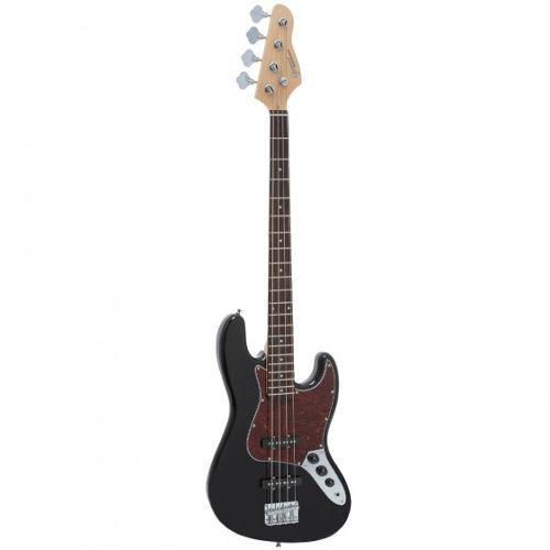 Baixo Giannini 4 Cordas Jazz Bass GB-1 SONIC-X Preto/Tortoise