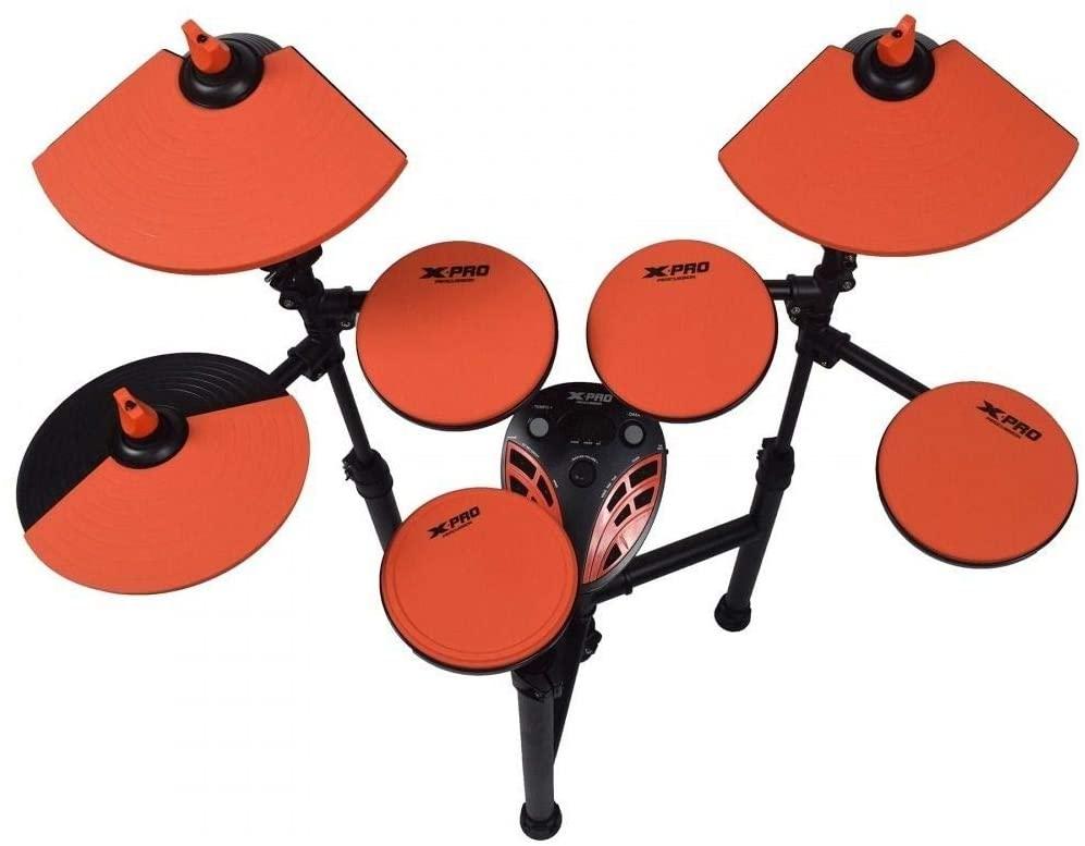 Bateria Eletrônica X-Pro ED2 Orange