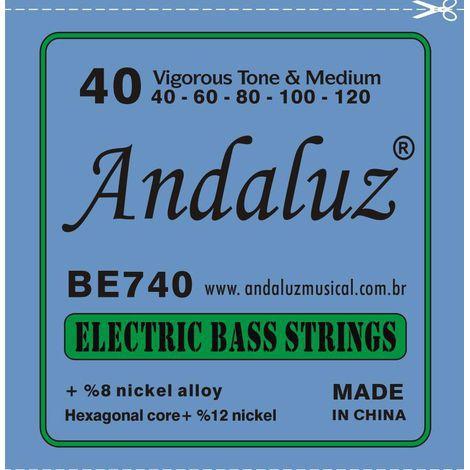 Encordoamento Andaluz Baixo 0.40 5 Cordas BE740