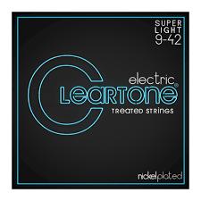 Encordoamento Cleartone Guitarra 0.09 NickelPlated