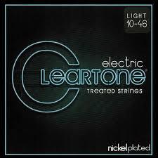 Encordoamento Cleartone Guitarra 0.10 NickelPlated