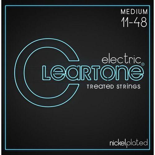 Encordoamento Cleartone Guitarra 0.11 NickelPlated
