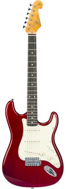 Guitarra SX Strato SST 62