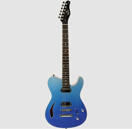 Guitarra Tagima New Blues Marcinho Eiras Signature C/ Case