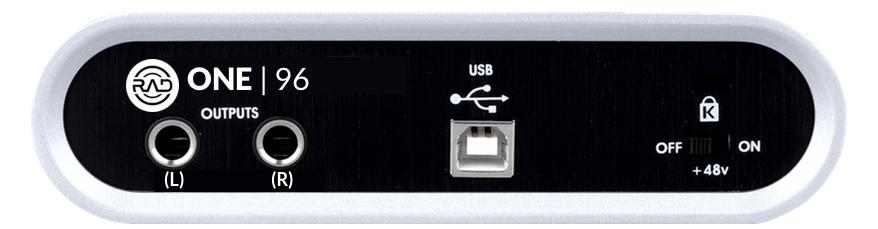 Interface de Áudio RAD One 96