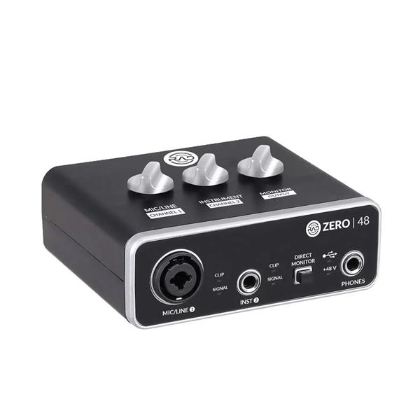 Interface de Áudio RAD Zero|48