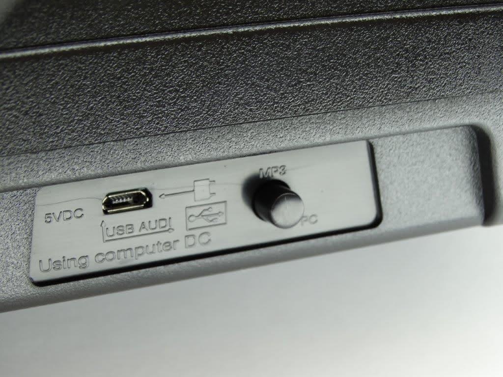 Mesa de Som BOXX U6 6 Canais USB e Interface