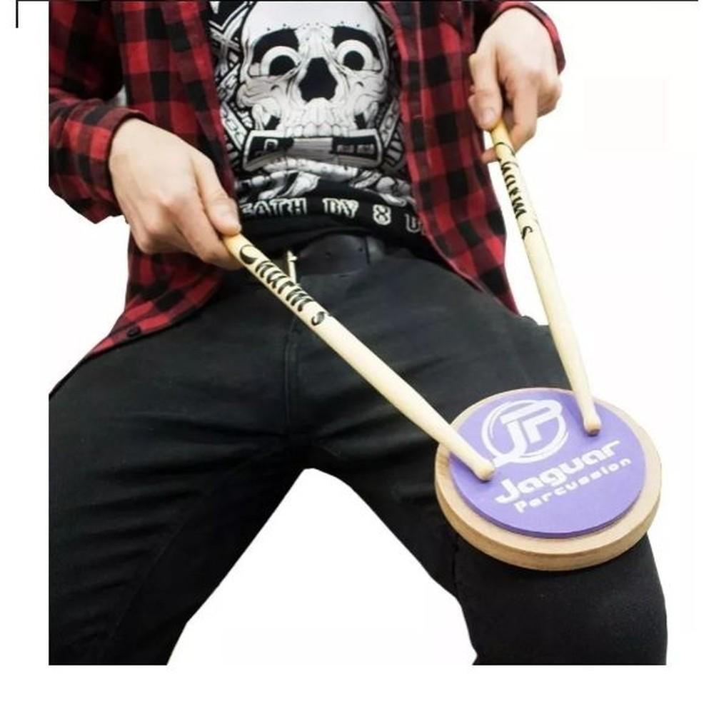 Pad de Estudo Jaguar Percussion de Joelho