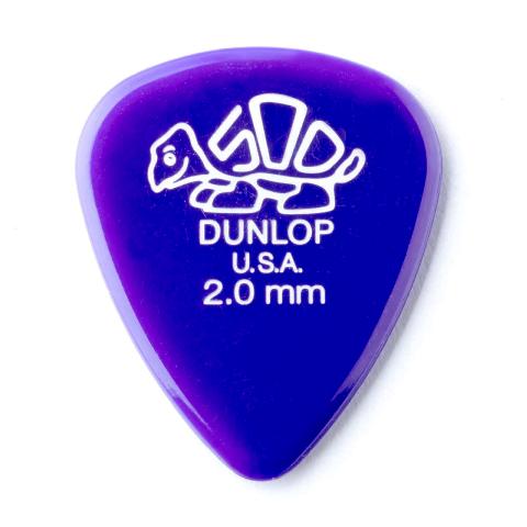 Palhetas Jim Dunlop Derlin 500 (Un)