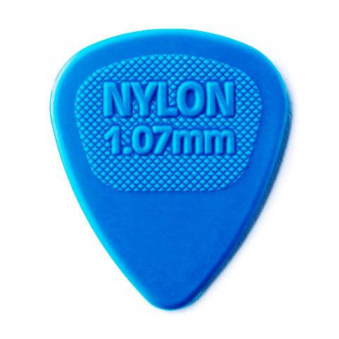 Palhetas Jim Dunlop Nylon MIDI