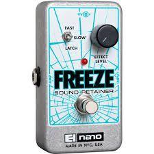 Pedal Electro Hamonix Freeze