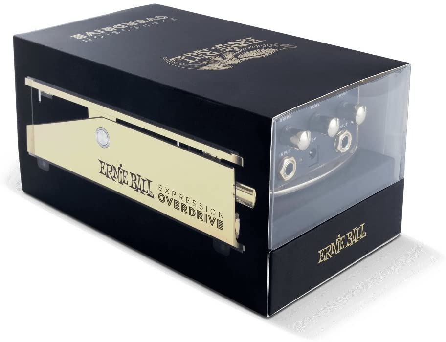 Pedal Ernie Ball Expression Overdrive