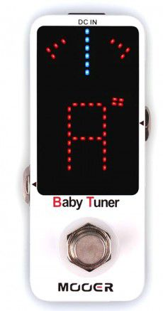 Pedal Mooer Baby Tuner