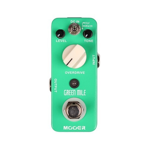 Pedal Mooer Green Mile