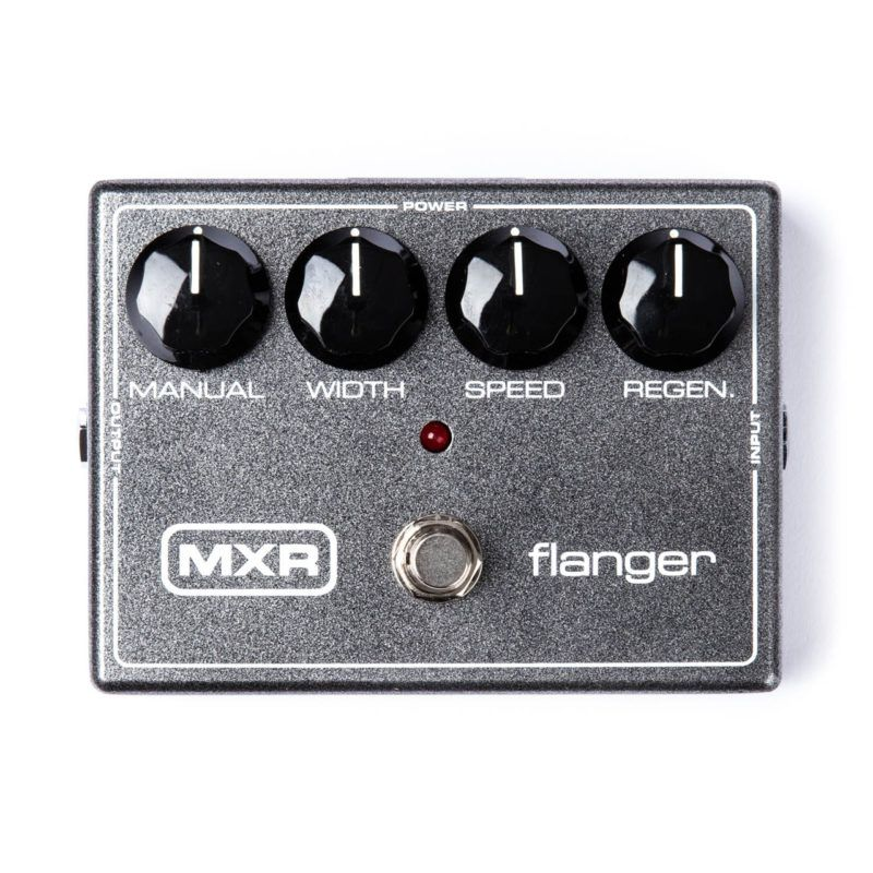 Pedal MXR Flanger