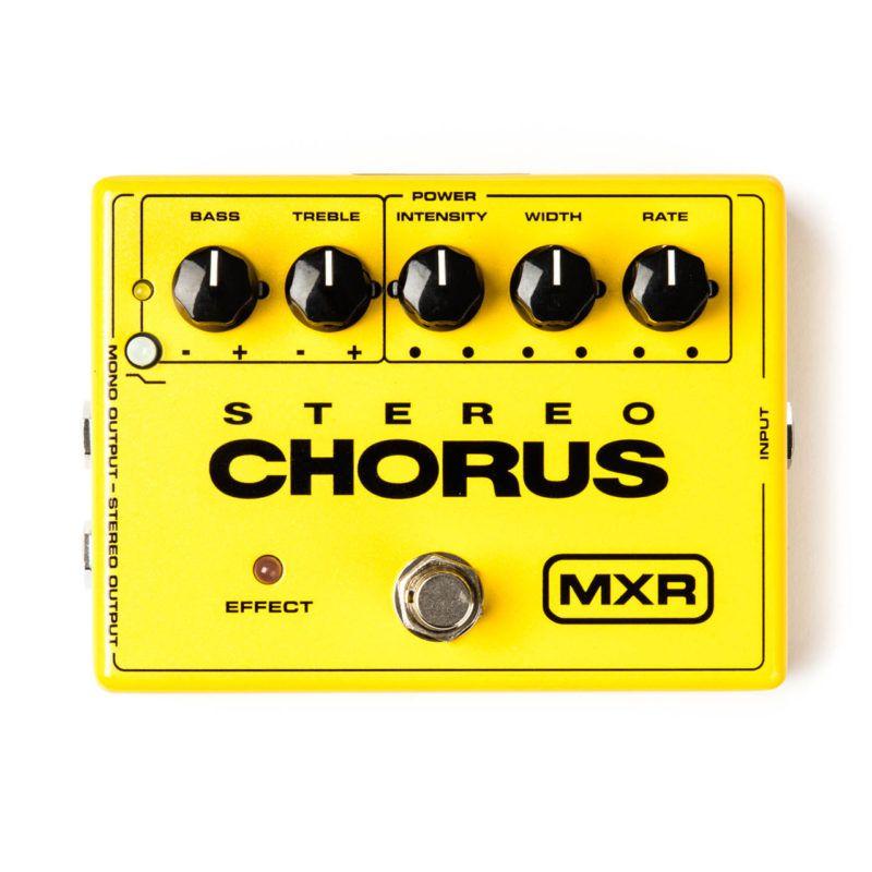 Pedal MXR Stereo Chorus