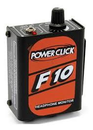 Power Click F10