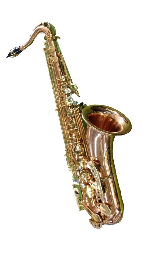 Sax Tenor Ideal Laq com Estojo
