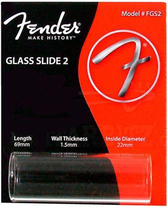 Slide de Vidro Fender FGS2