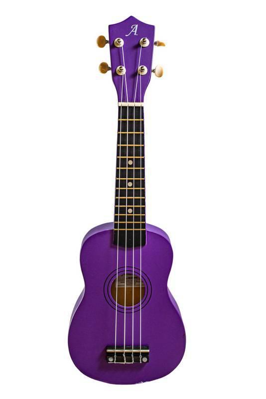 Ukulele Andaluz Soprano Colorido
