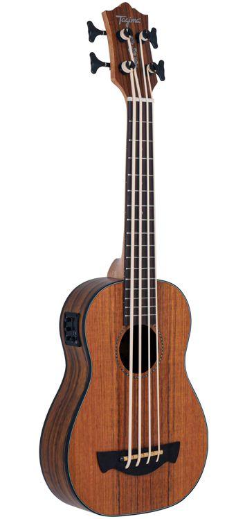 Ukulele Bass Tagima Elétrico - 30 KB EQ