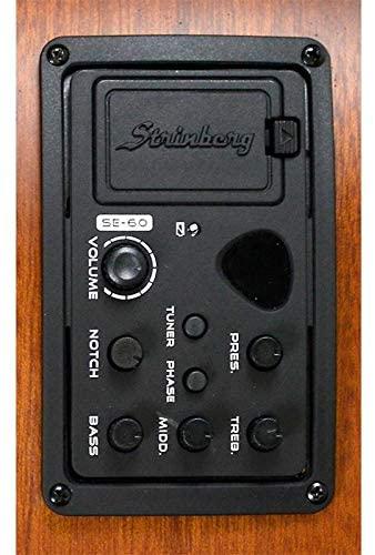 Violão Strinberg SA200 Natural Canhoto