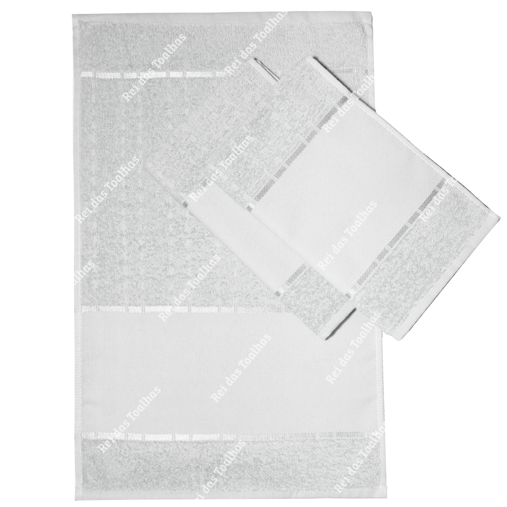 Kit Com 12 Lavabos Felpudo Para Pintar Multi Arte 30cmx45cm DOHLER