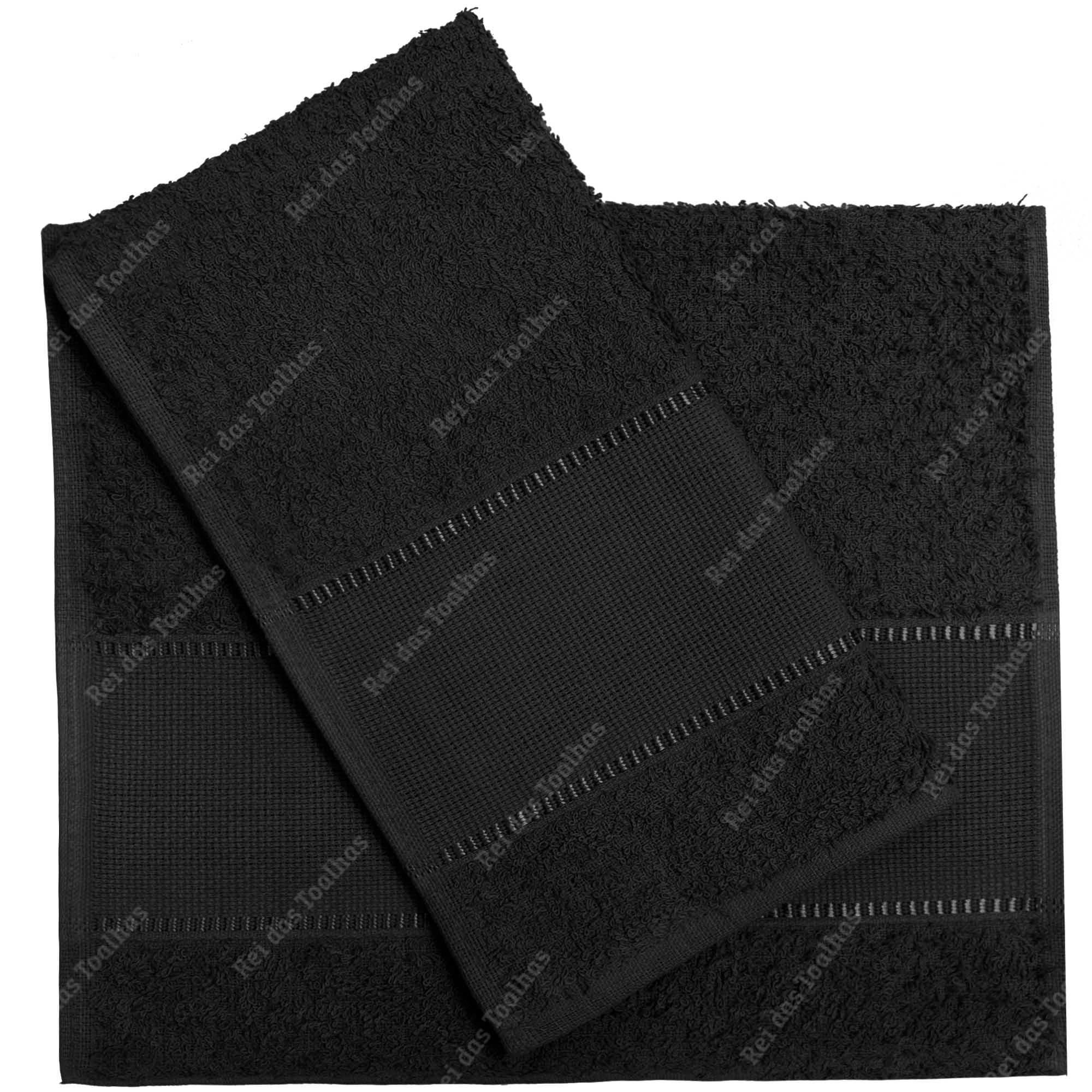 Kit Com 12 Lavabos Para Bordar 29X50cm ENGOTEX