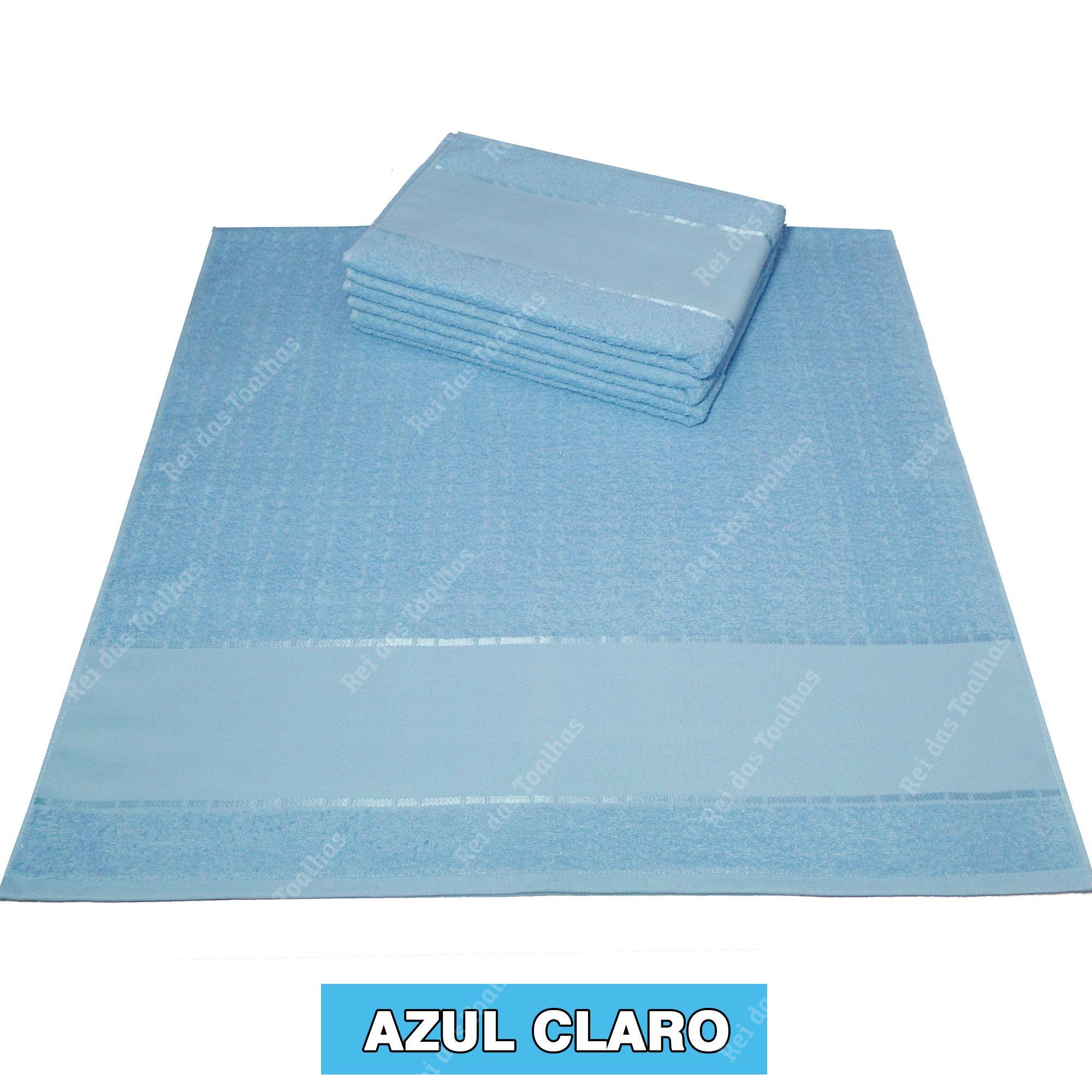Toalha De Banho Felpuda Para Pintar Multi Arte 70cmx140cm DOHLER
