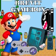 BREVIT GAMEBOX 32GB
