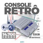 CONSOLE RETRO  RECALBOX BREVIT V6 ``DRAGONBLAZE´´ 32GB