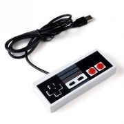 Controle Usb Nintendo Nes Joystick Windows Mac Linux