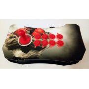 Joystick Controle Arcade Para Pc, Ps3, Ps4, Raspberry Pi- Ryu