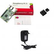 Kit Básico Raspberry Pi 3