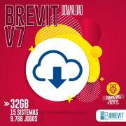Link de Dowload Brevit V7 32GB para Rasp B e B+