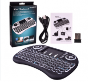 MINI TECLADO WIRELESS TOUCH PARA CELULAR PC ANDROID TV SMART