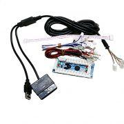 PLACA ZERO DELAY USB ARCADE JOYSTICK RASPBERRY PI3 PS2