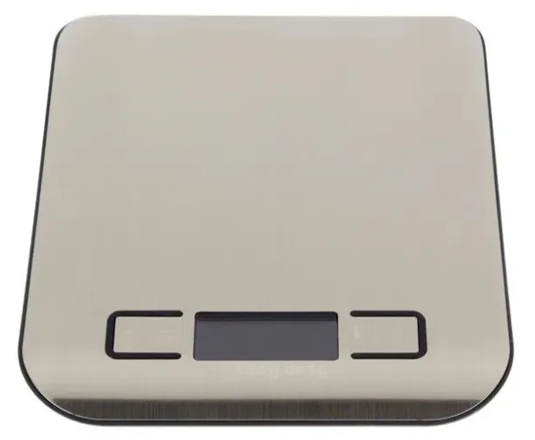 Balança Digital Para Cozinha Inox 5 Kg Bzd04 Mimo Style INOX