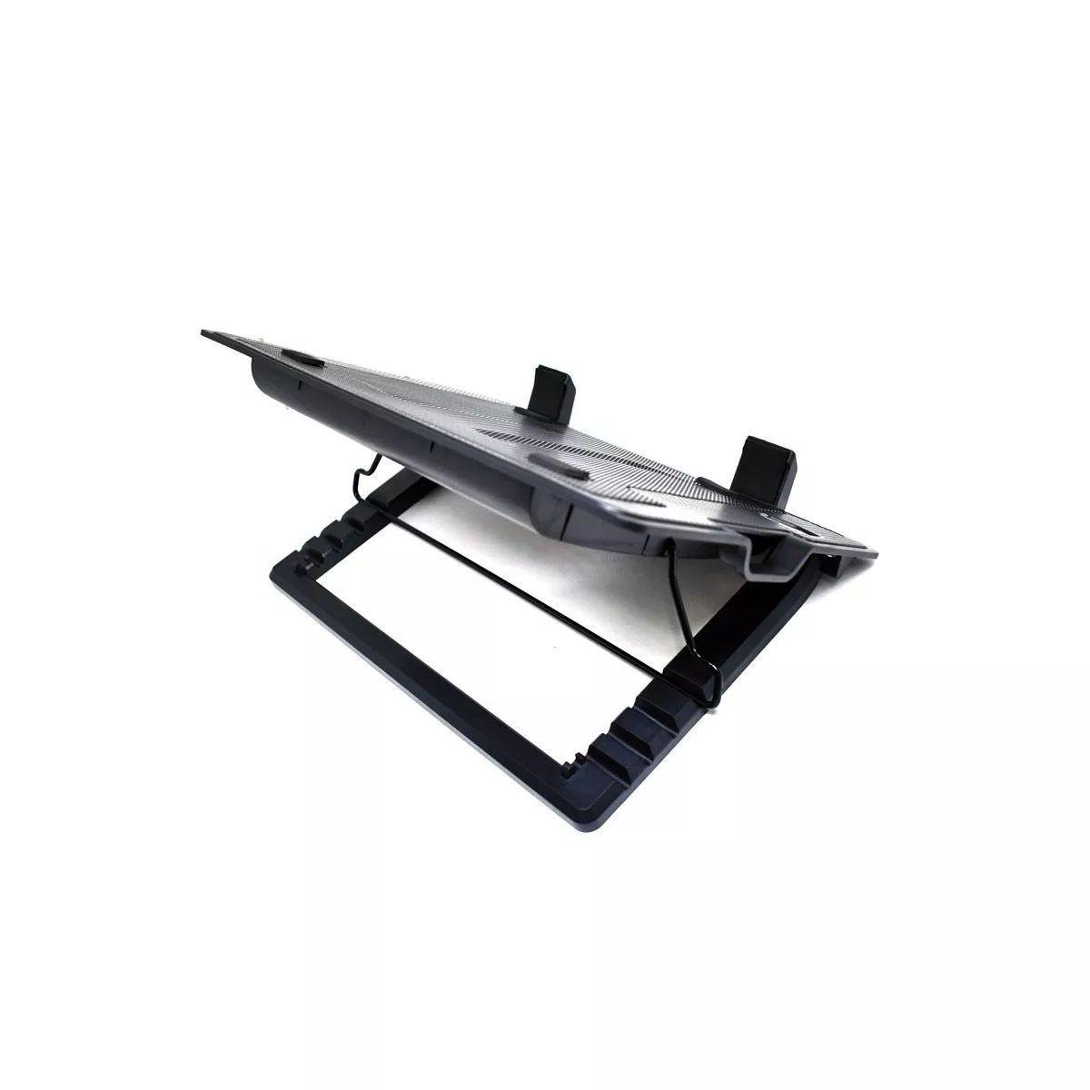Base Suporte Para Notebook Com Cooler E Iluminação Kp9013