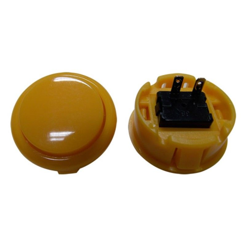 Botão Arcade Fliperama Alta Performance Tipo Sanwa (conector 2.8mm)