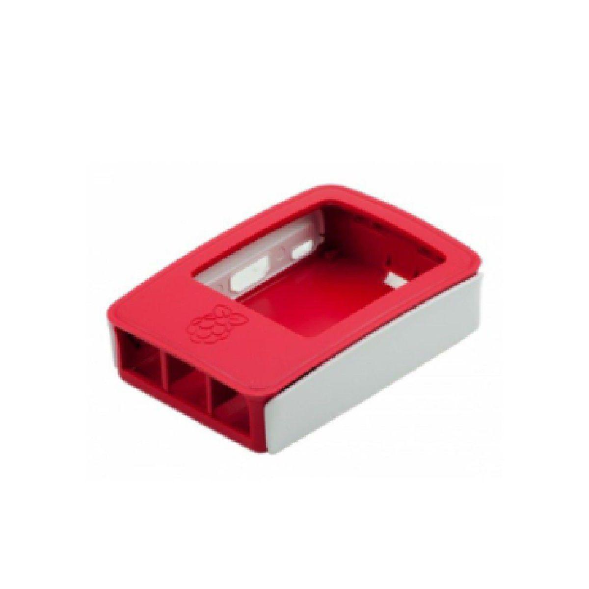 Case Original Oficial para Raspberry PI 3 Vermelho