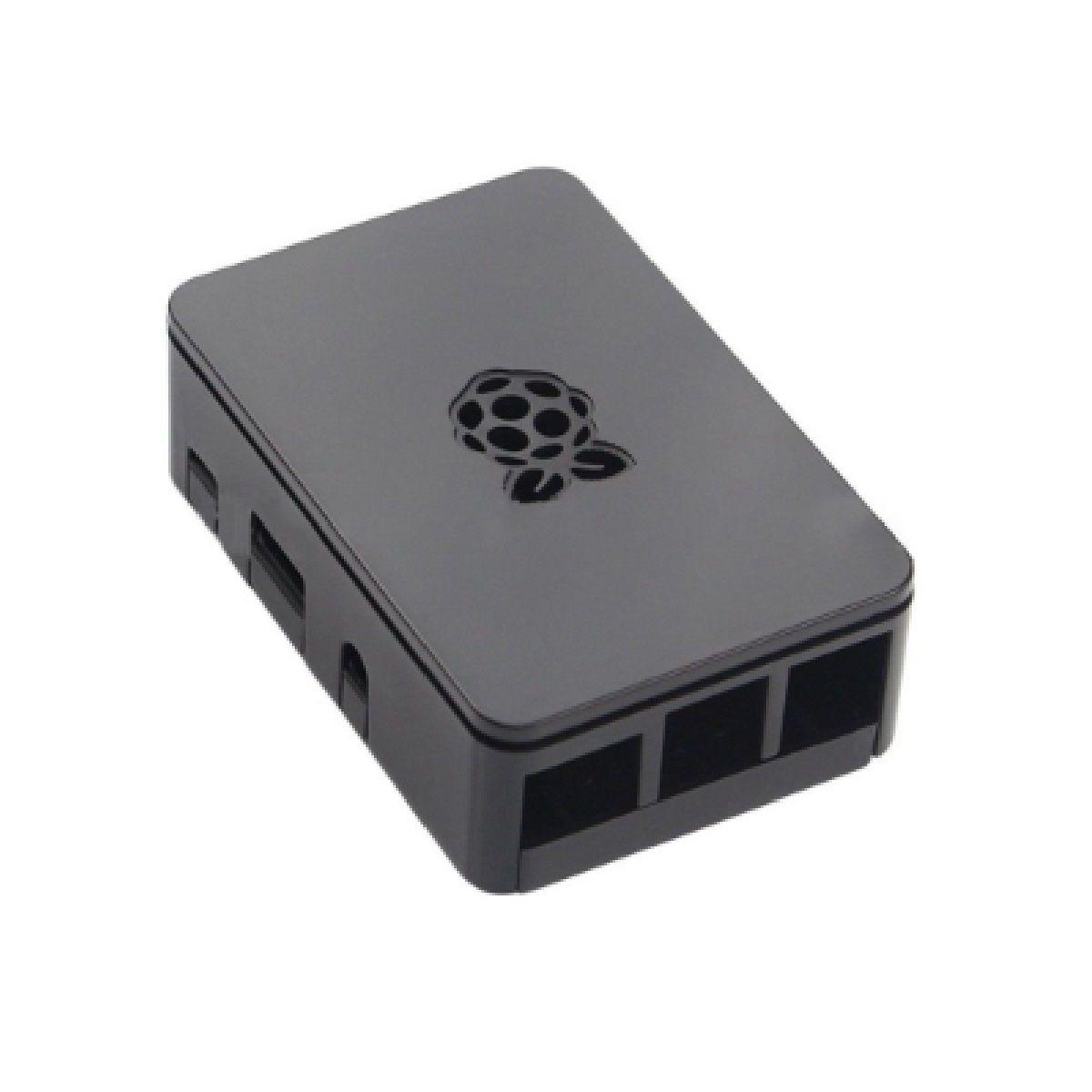 Case Original Premium com Suporte para Câmera Preto