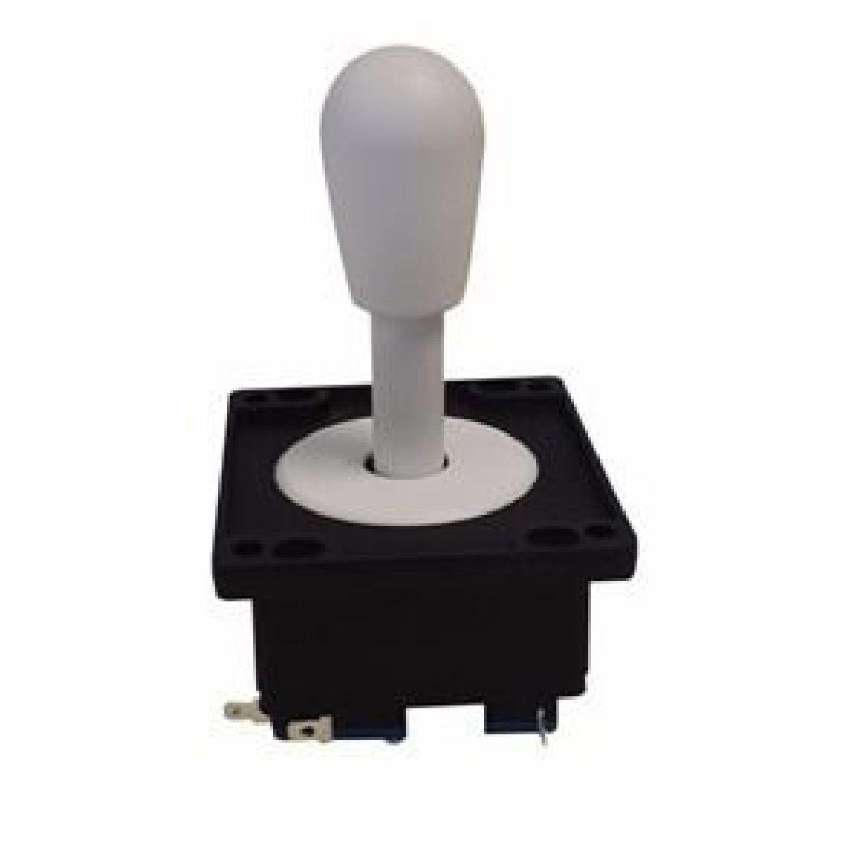 Comando Aegir Com Placa Magnética Aegir Para Arcades Branco