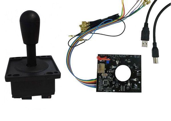 Comando com Sensor Óptico e Zero delay Pegasus